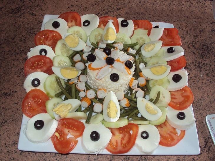 Marocfetes plat marocain for Plat facile et convivial